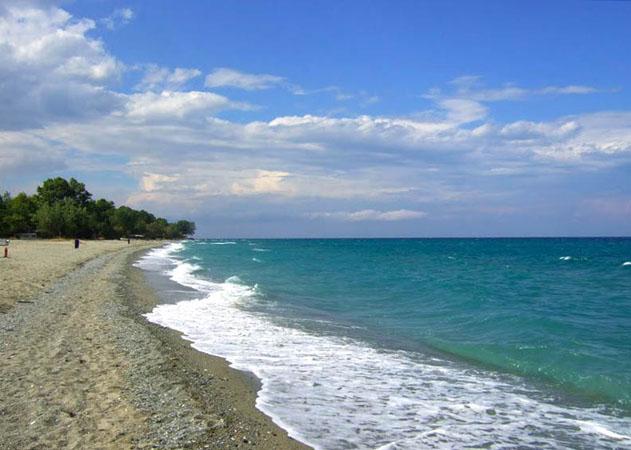 Skotina beach